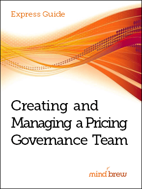 guide_creating and managing a pricing governance team