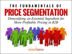 Fundamentals of Price Segmentation Splash