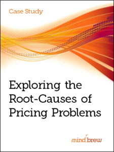 case_Exploring the Root-Causes of Pricing Problems