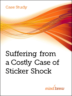 Case_Suffering from a Costly Case of Sticker Shock