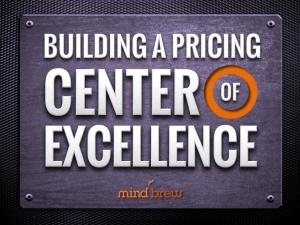Pricing Center of Excellence Nar Splash