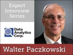 Walter Paczkowski Interview Splash
